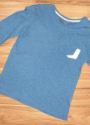 Реглан gloria jeans 128 р. 6-8 лет для мальчика. в идеальном состоянии, без дефектов.