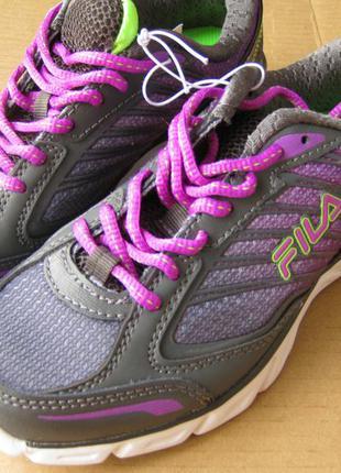 Фиолетовые женские кроссовки Fila 2019 - купить недорого вещи в ... 9fa2579904e3f