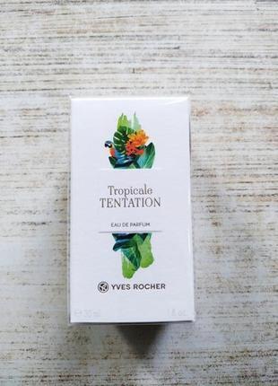 Скидка 2 дня! парфюмированная вода tropicale tentation 30 ml