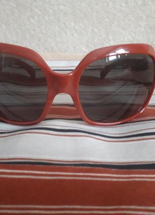 Брендовые солнцезащитные очки  calvin klein 837s3 фото
