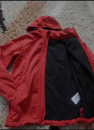 Куртка с мембранным покрытием techtex софтшел