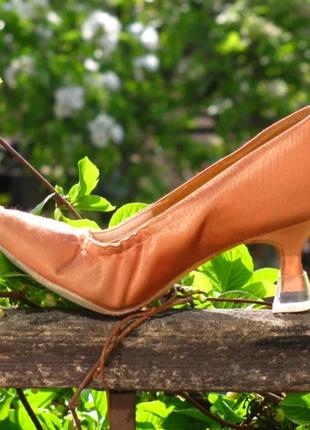 Танцевальные туфли eckse 220