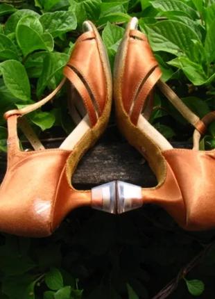 Танцевальные туфли eckse 2102 фото