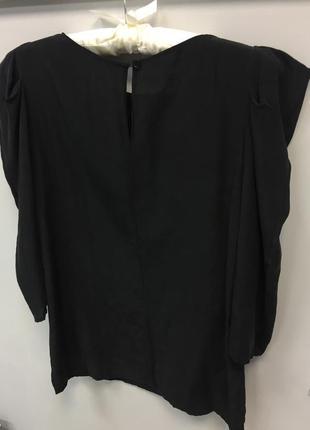 Шелковая блуза от space