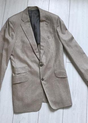 Пиджак из чистого шелка