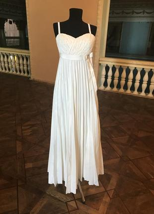 Распродажа. свадебное/ вечернее платье.