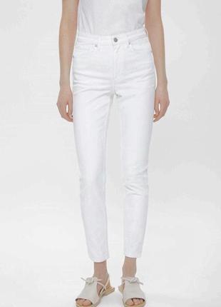 Білі джинси cos