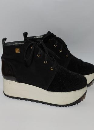 Португалия not yet оригинал ботинки на платформе размер 38