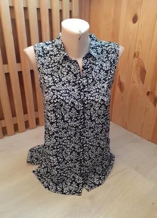 Классная летняя блузочка