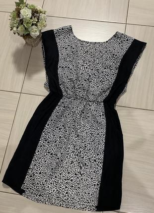 Стильное платье miss selfridge, размер с/м