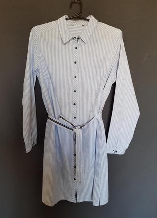 Платье-рубашка tcm tchibo размер 50-52