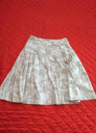 Шикарная хлопковая юбка от h&m.