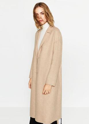 Пальто zara , s-m