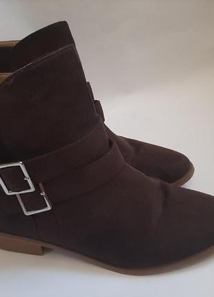 Очень удобные, легкие ботиночки из тканевого материала