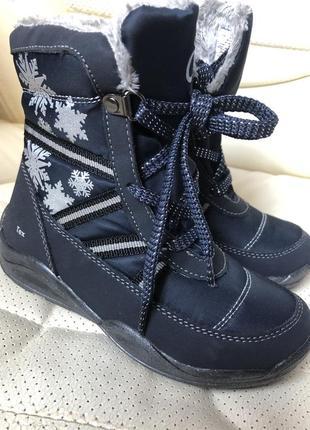 Ботинки демисезонные (еврозима ) lamino