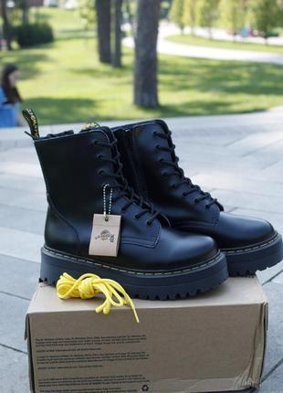 Martens 💣женские ботинки демисизоные