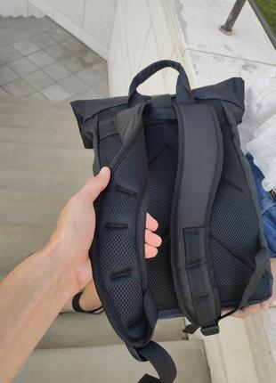 Мужской женский рюкзак роллтоп ролтоп rolltop туристический городской