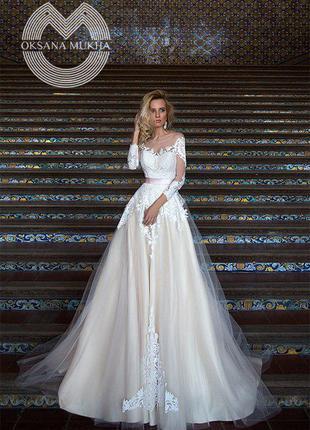 Весільне плаття від oksana mukha / весільна сукня / свадебное платье