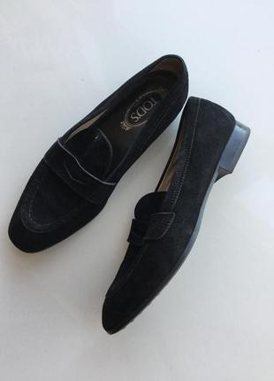 Туфли лоферы оригинал италия 🇮🇹 tods