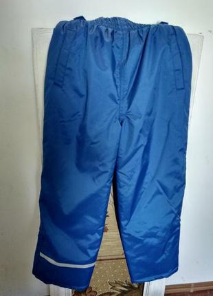 Полукомбінезон зимовий, теплі штани