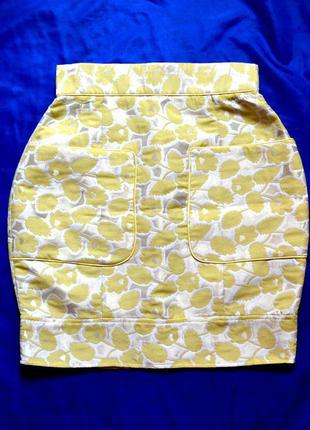 Оригинальная юбка-тюльпан для лета. бренд south