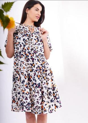 Женское платье в стиле бохо