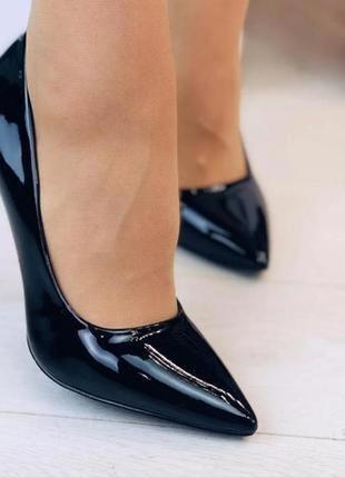 Новые женские лаковые туфли лодочки # лодочки # женские лаковые туфли # bellissimo