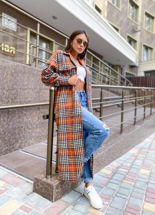 Шикарное пальто на осень