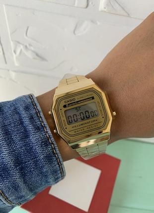 Женские наручные часы casio
