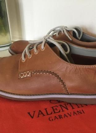 Clarks кожаные туфли 28см 42,5