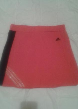 Короткая юбка adidas