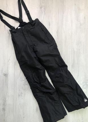 Зимний полукомбинезон лыжные штаны crivit pro