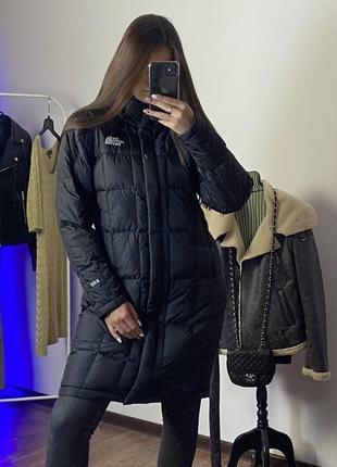 Пуховик the north face 600 пальто tnf