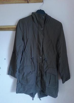 Осенняя куртка женская