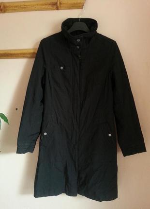 Длинная женская куртка на осень h&m