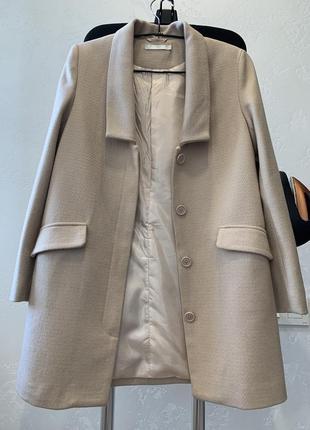 Идеальное шерстяное пальто, пиджак see u soon!