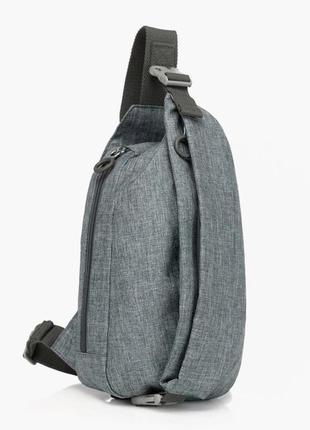 Брендовая водонепроницаемая мужская сумка-мессенджер yeso