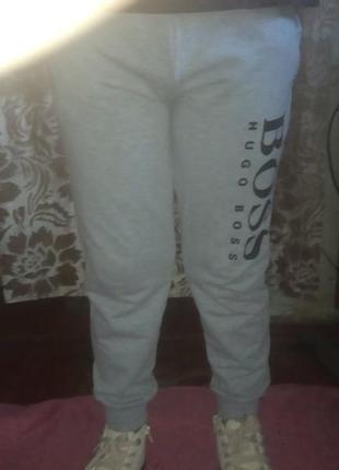 Спортивные штаны,джогеры boss4 фото