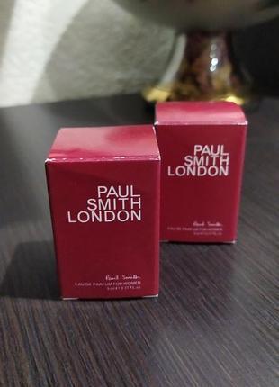 Paul smith london оригинал, миниатюрка4 фото