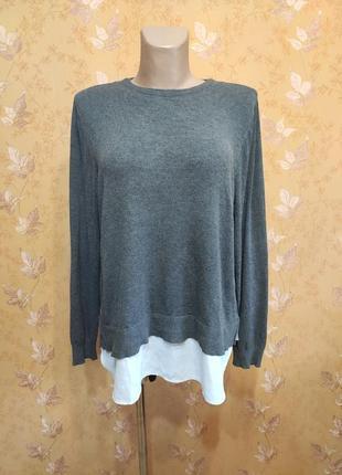 Кофта knitwear bu f&f
