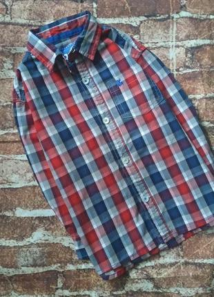 Рубашка 3-4год.