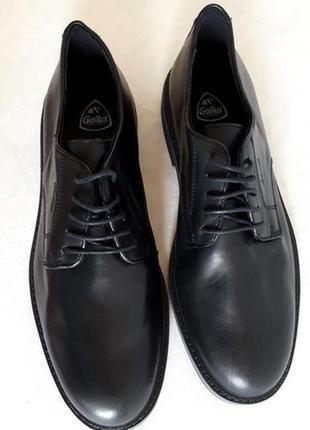 Туфли gallus кожа австрия. 44р оригинал.