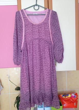 Нежное летнее платье с-ка новое