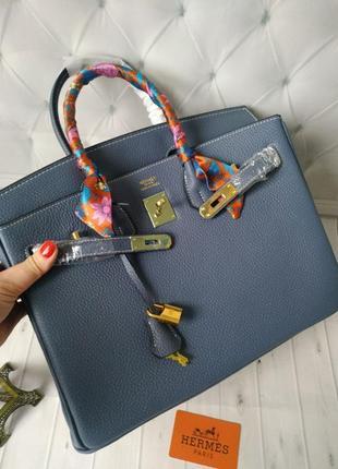 Стильная сумка в стиле hermes birkin,  хит продаж