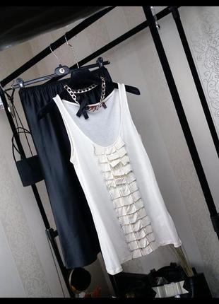 Майка блуза очень красивая!!!
