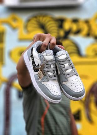 Кросівки nike air jordan dior кроссовки