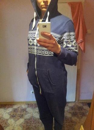 Кенгуруми, пижама, прикольная ночнушка burton menswear london