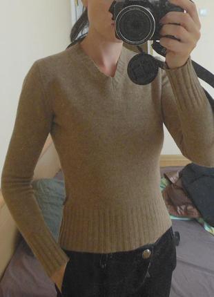 Шерстяной свитер esprit