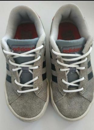 Adidas фирменные кеды