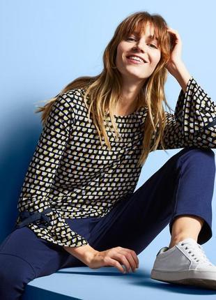 Женская блуза tcm tchibo германия размер 52-54